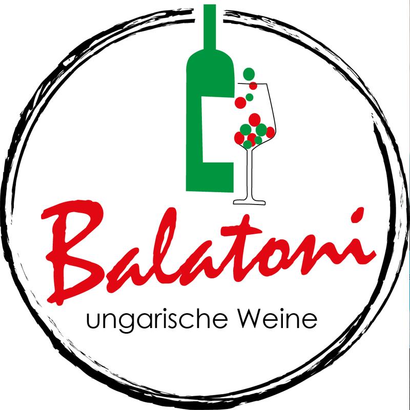 Logo Design - Balatoni - ungarische Weine