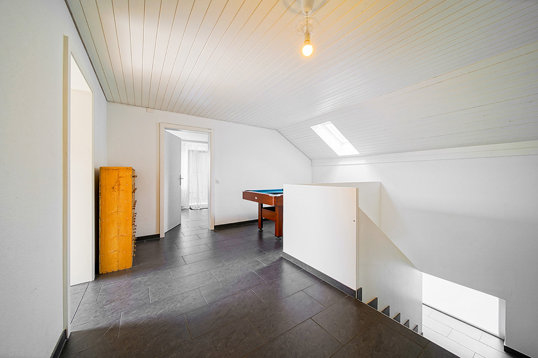 Immobilienfotografie Aargau EFH Flur